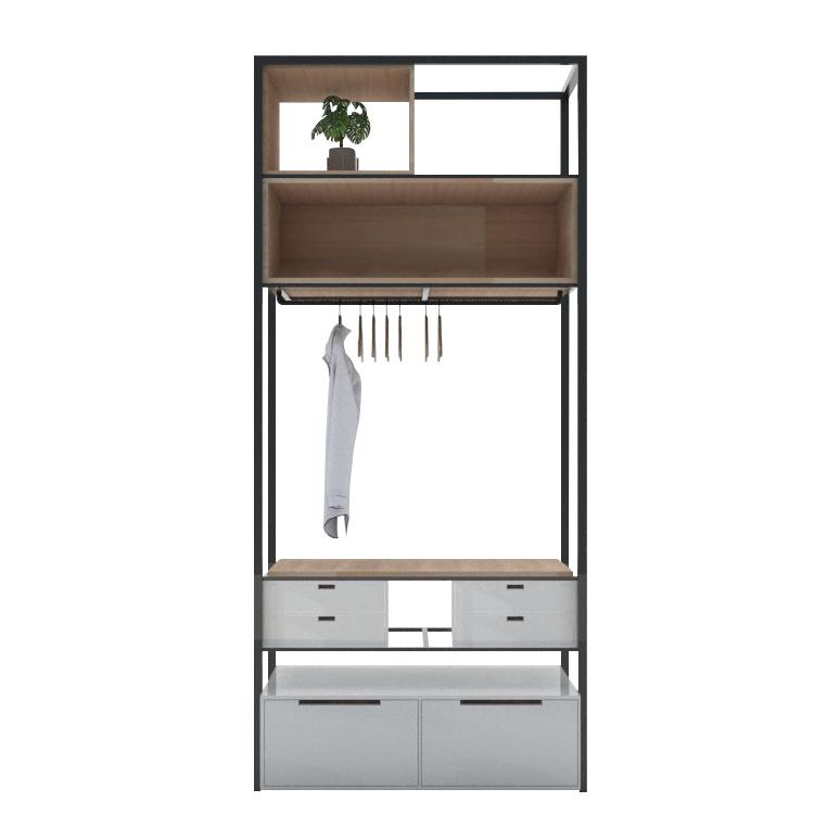 open wardrobe A1